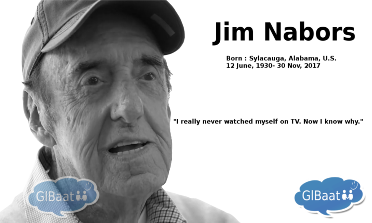 About Jim Nabors Quote