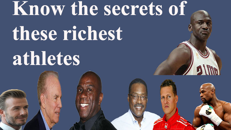 Top 10 Richest Athletes in the World
