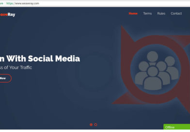 Social Media PPC Network Weaveray,Viral9,Advert9